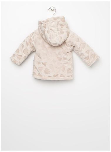 Bibaby Bibaby Kapüşonlu Taş Rengi Ceket Taş